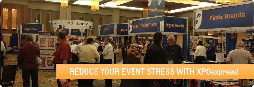 Reduce Your Event Stress with XpoExpress